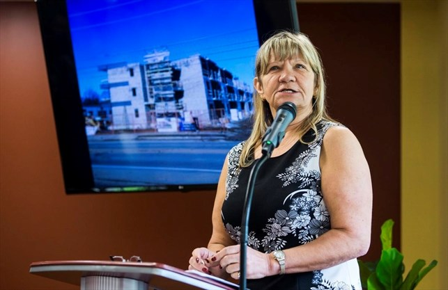 New St  Catharines affordable housing building accommodates