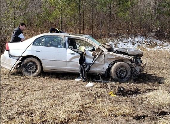 Updated: Stevensville teen dies after crash on QEW in