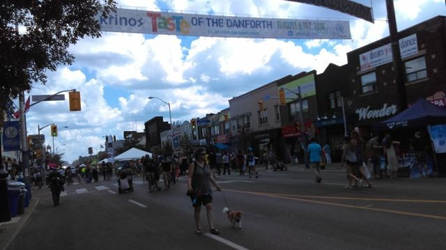 World Travel Danforth
