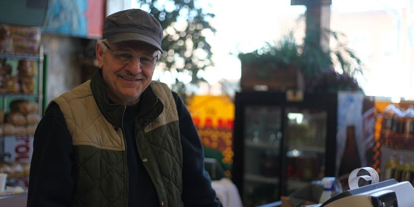 St. Clair Gardens Parkette will be renamed after Don Panos, pictured here. The late chair of the St. Clair Gardens BIA died of a sudden heart attack on July 12. He was 72.
