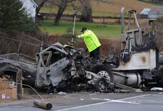 Driver killed in crash |VIDEO | MyKawartha com