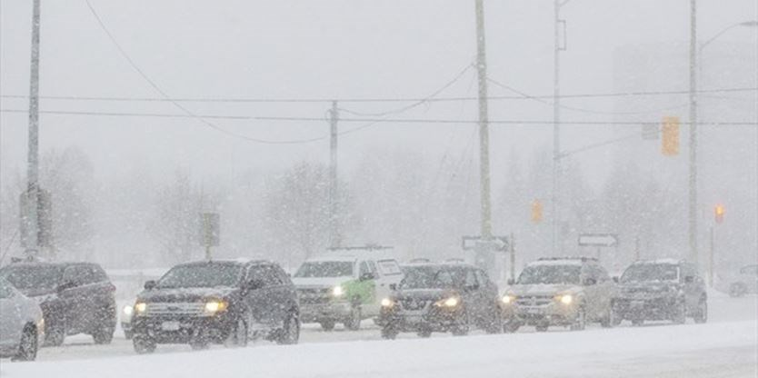 'Significant snowfall possible': Environment Canada issues special weather statement for Brampton, Mississauga