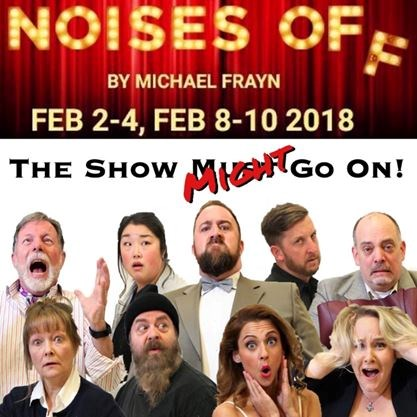Noises Off Movie