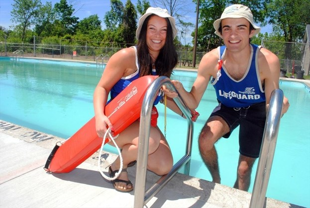 Lifeguards ever vigilant as pool season begins in Niagara
