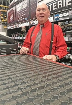 After 50 years at Parry Sound Canadian Tire Rob Morrish bids adieu