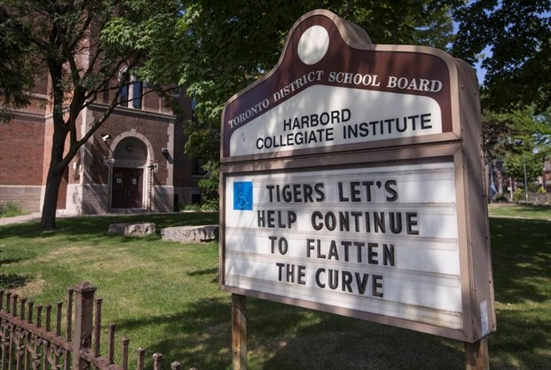 Ontario Reports Another 30 Per Cent Jump In Active Covid 19 Cases At Schools Including 21 More Students Toronto Com