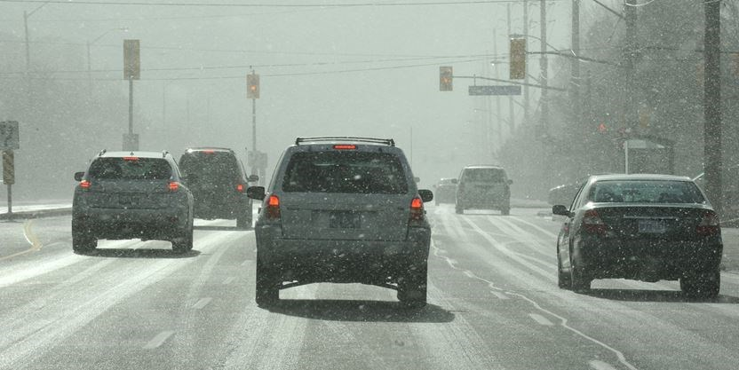 Snow Squall Warning Remains In Effect For Caledon