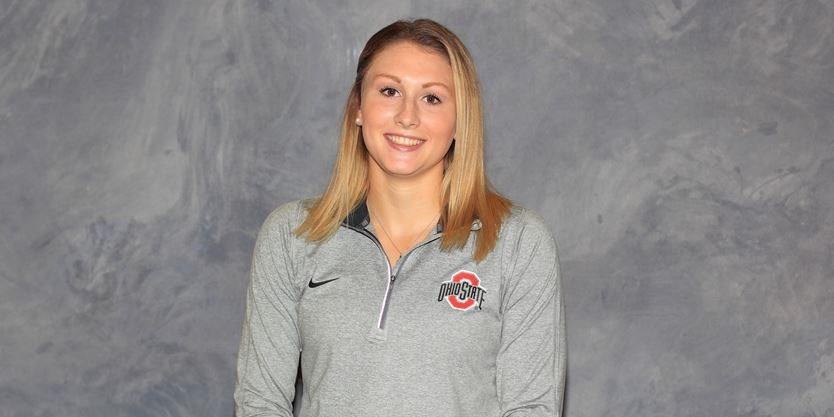 Whitby S Kassidy Sauve Named All American At Ohio State University