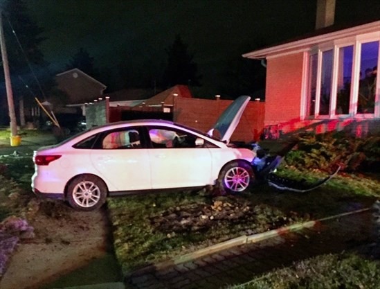 Georgetown woman charged in Saturday night crash | TheIFP ca