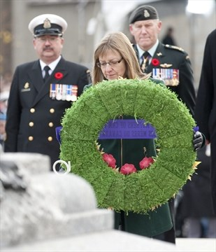 Remembrance Day in the Nation - Photo Gallery | TheSpec com