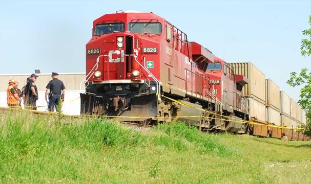 teen train alliston