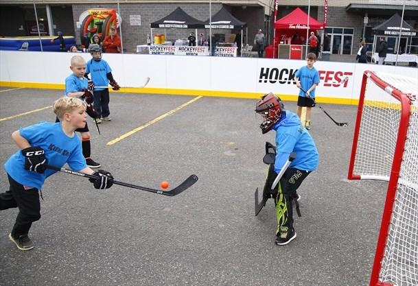 Teams Can Still Register For Hockeyfest In Kitchener This Weekend
