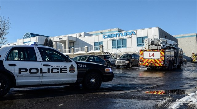 Man killed at Hamilton tile store worked for Cambridge company