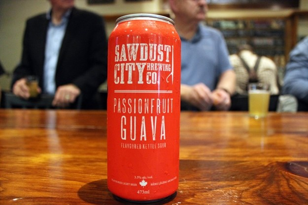 Gravenhurst's winning passion fruit guava beer released at