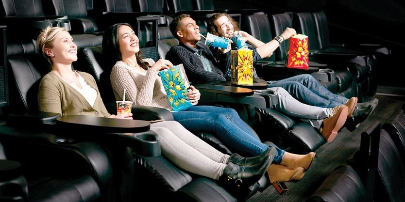 Comfy Reclining Seats Coming To Clarington Movie Theatre