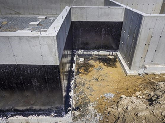 External Versus Interior Waterproofing Hire The Right Contractor
