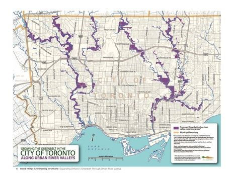 Toronto applying to have its main rivers protected under the Ontario ...