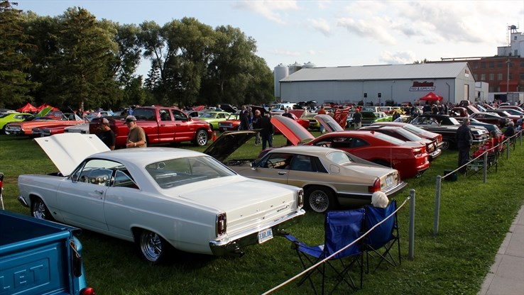 Big Plans In Store For Baden Summer Car Show NewHamburgIndependentca - Weekly car shows near me