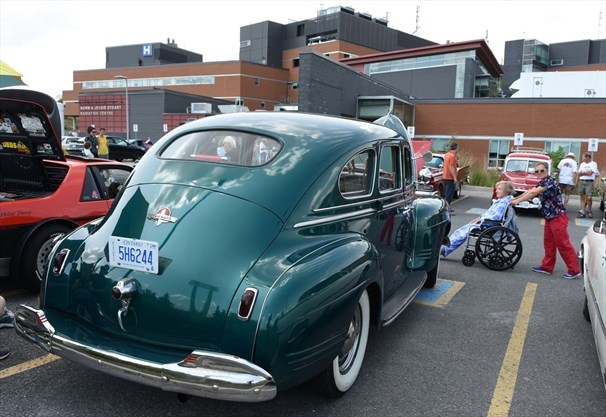 Hospital Patients Treated To Car Show In Peterborough MyKawarthacom - Weekly car shows near me