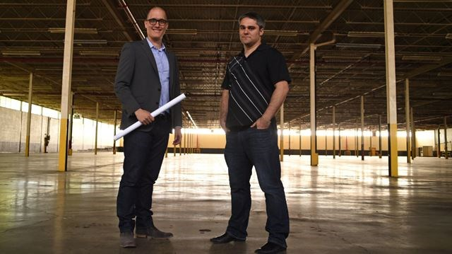 warehouse kitchener former kitchener footwear warehouse to become internet of