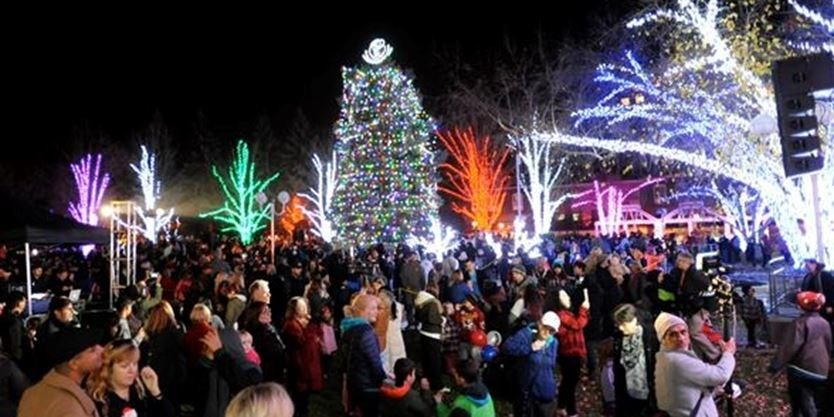 There Will Be A Tree Lighting Ceremony In Downtown Brampton On Friday Nov 17 Rob Beintema Metroland