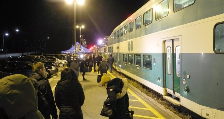 Daily GO train service arrives in Niagara