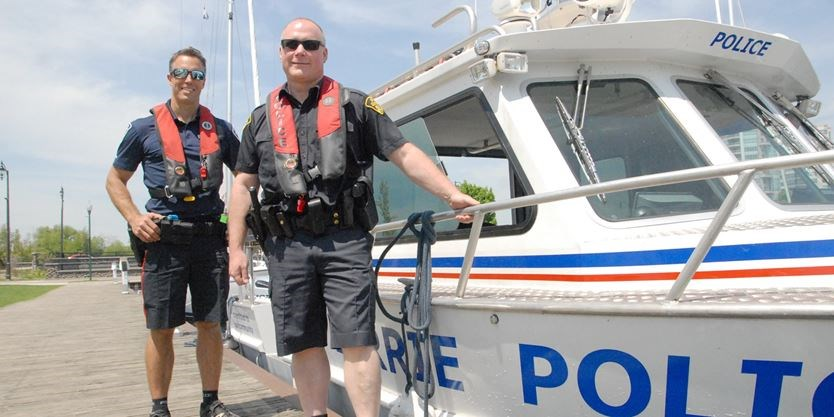 How Barrie's marine police make sure fun in sun doesn't lead to tragedy