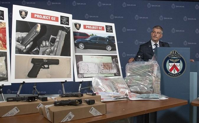 Toronto, Windsor police arrest six people in massive drug
