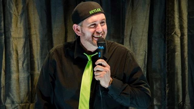 Waterdown comic Chris Jarvie supports childrens' charities