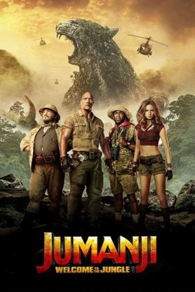 Movies in the Park - Jumanji: Welcome to the Jungle (PG-13) on