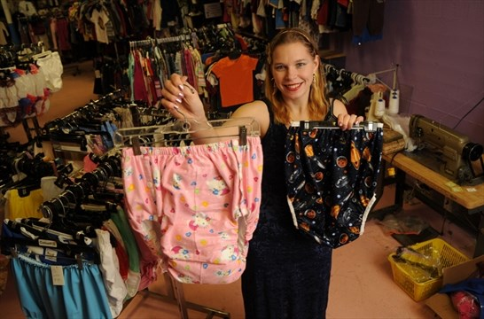 Kitchener Cloth Diaper Business Is Booming For Kids And