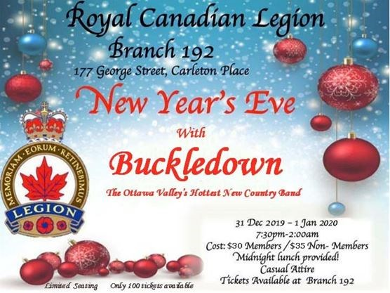 New Year's Eve Party on December 31,2019   Toronto.com