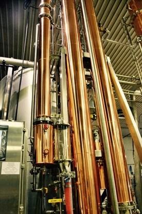 DECANTING NIAGARA: Distilleries up the ante in Niagara