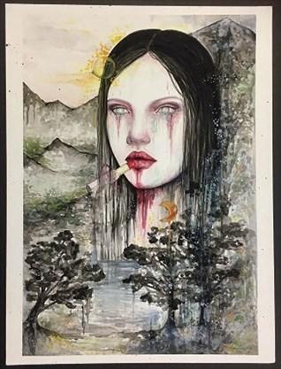 Allaura Langford Art