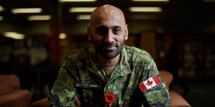 Captain Adeel Zafar.