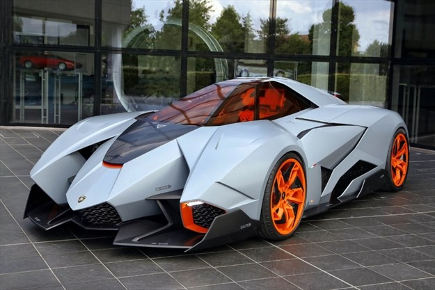 Four-wheeled exotica: Supercars are impractical, dangerous, and ...