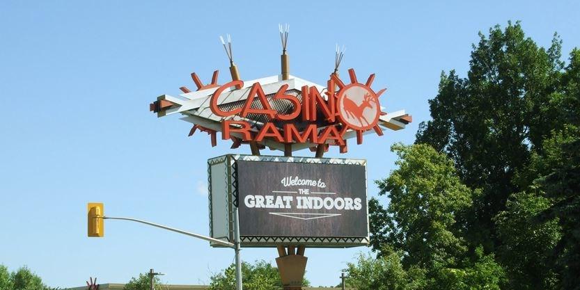 Casino Rama Train