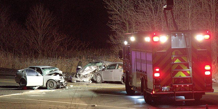 Stouffville and Ajax men die after head-on crash on Boxing Day