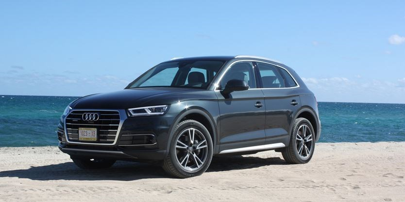 First Drive Audi Q5 Adds Sophistication Luxury And