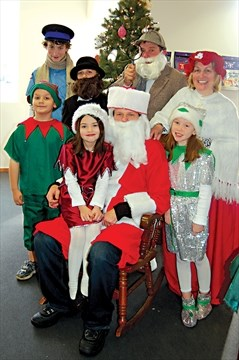 solving a christmas mystery - A Christmas Mystery