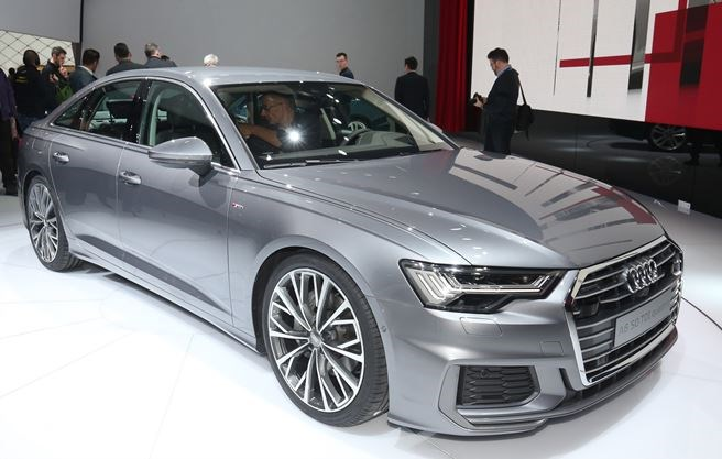 Audi A6 Makes North American Debut Therecord Com