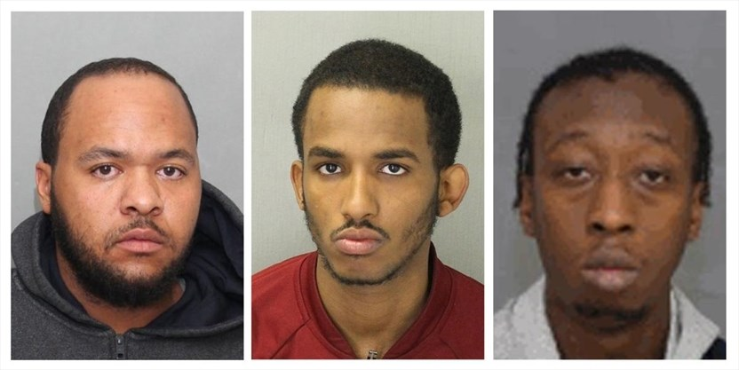 Police warn anyone helping trio wanted in Carel Douse