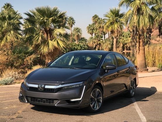 Honda Clarity Plug In Hybrid Comes To Canada