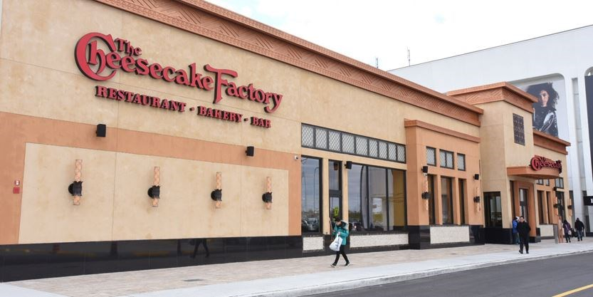 ICYMI: Cheesecake Factory opens, is serial killer behind