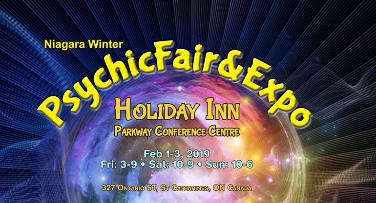 27th Annual Niagara Winter Psychic Fair and Expo on February