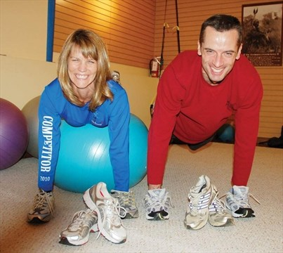 Fitness trainers want your old sneakers | Simcoe com