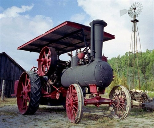 Lang Pioneer Village\'s Sawyer Masser boiler steam engine to get $65K ...