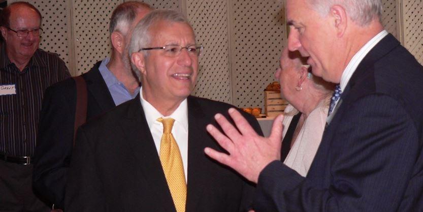 Progressive Conservative MPP Vic Fedeli