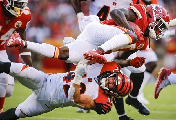 90a56724 NFL preseason begins. Kansas downs Cincinnati | WellandTribune.ca