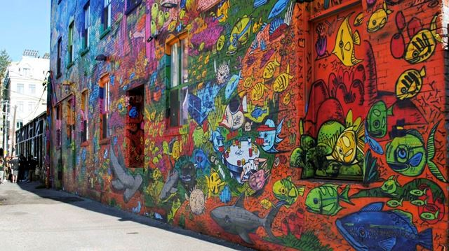 7 cool places to see great graffiti in Toronto Torontocom